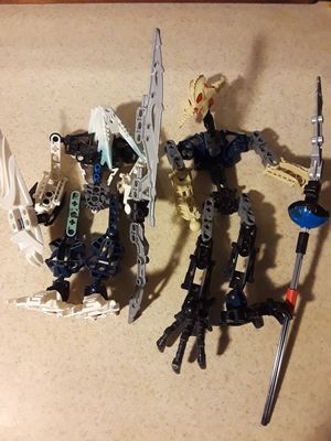 Bionicle figures for Sale in Commerce City, CO