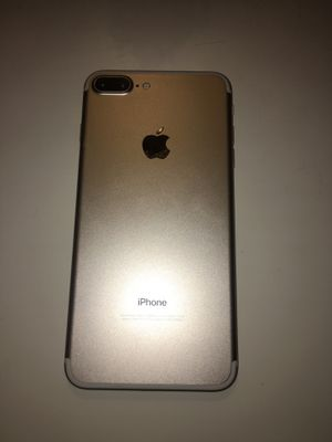 (AT&T/Cricket only) iphone 7plus 128GB for Sale in Hyattsville, MD