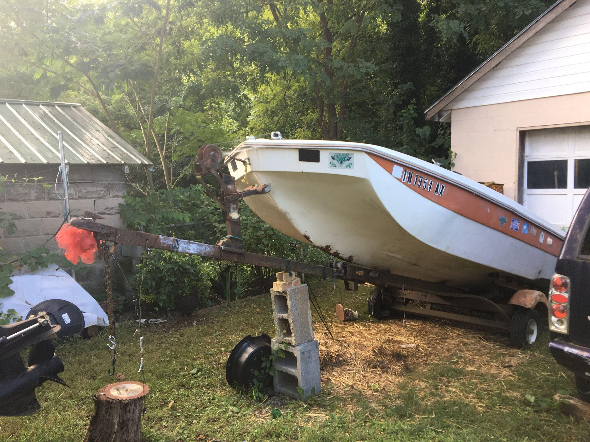 Photo Boat sale