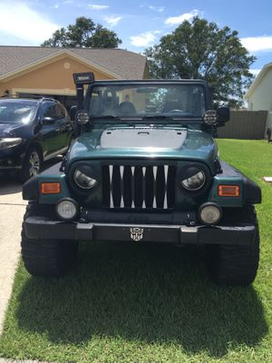 Used Jeep Wrangler Parts >> New And Used Jeep Parts For Sale In Clermont Fl Offerup