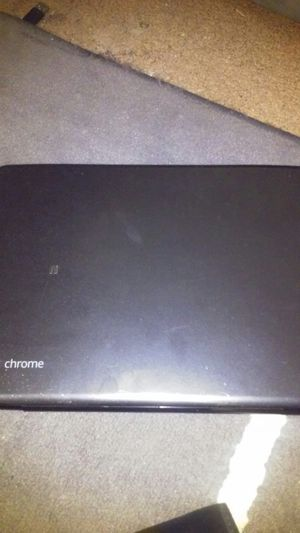 Chrome laptop needs a charger for Sale in Dearborn, MI