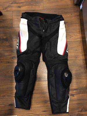 Dainese Delta 3 Perforated leather pants for Sale in Houston, TX