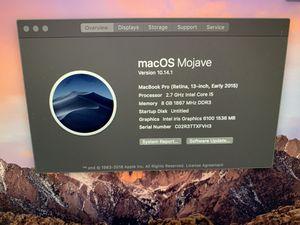 MacBook Pro Retina 13 inch for Sale in Philadelphia, PA