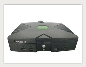Photo Original XBOX With Cords CONSOLE ONLY