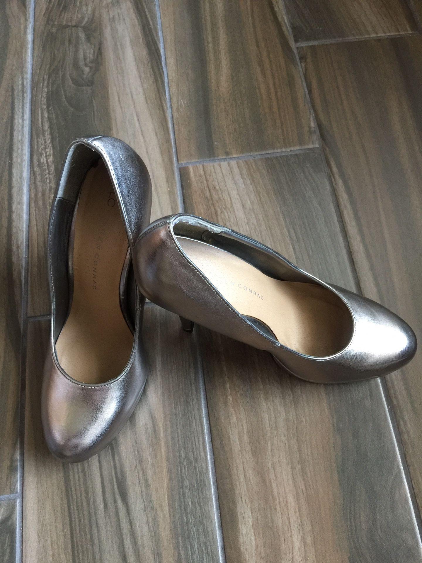 Heeled shoes size 7