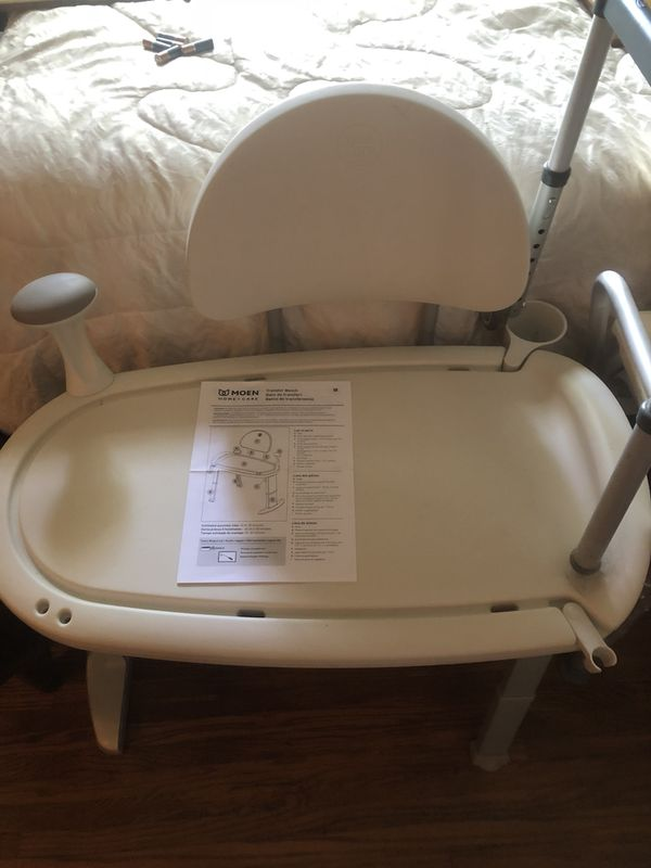 Shower chair Moen home care for Sale in Columbus, OH - OfferUp