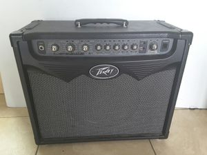 Peavey vypyr combo guitar amplifier w amp modelling guitar bass for Sale in Belle Isle, FL
