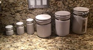 6 Ceramic Storage Containers for Sale in Washington, DC