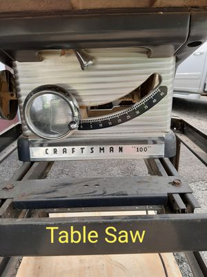 New and Used Table saws for Sale in Elgin, IL - OfferUp