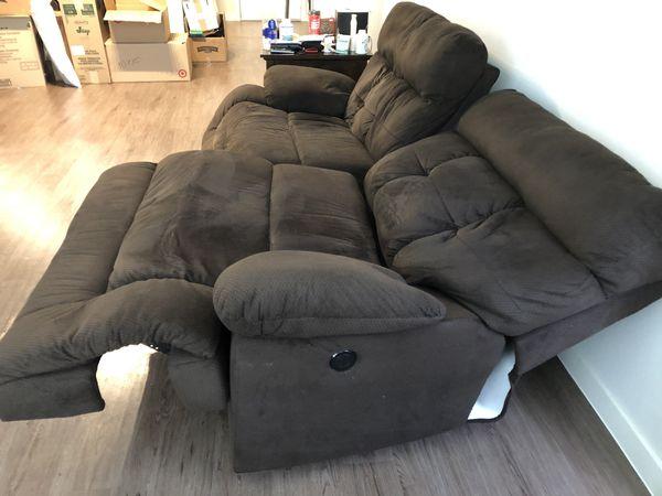 Ashley Tulen Reclining Sofa For Sale In San Antonio Tx Offerup