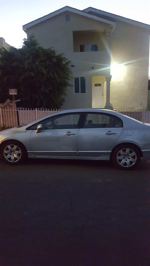 2006 honda civic for sale in los angeles ca offerup. Black Bedroom Furniture Sets. Home Design Ideas