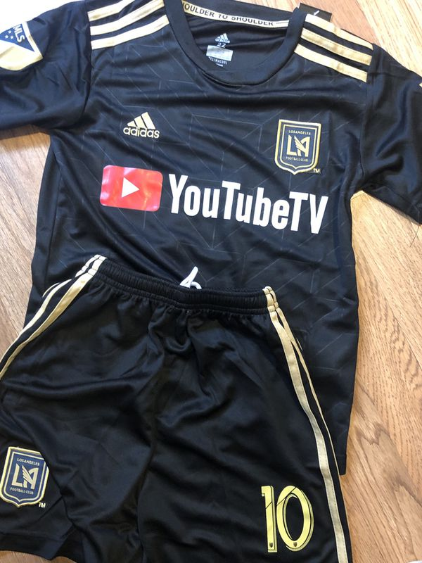 huge selection of 66e1b 2efb2 LAFC JERSEY AND SHORTS CARLOS VELA-KIDS for Sale in Los Angeles, CA -  OfferUp