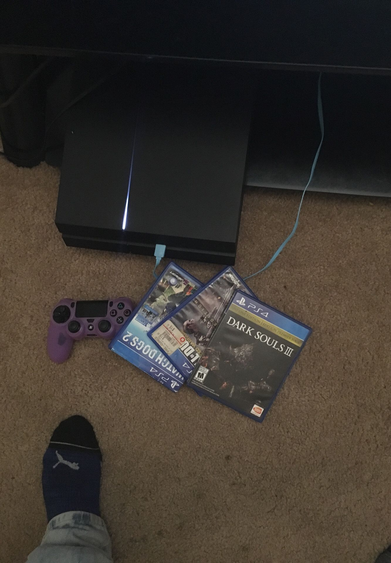 200 for 3 game and a controller.