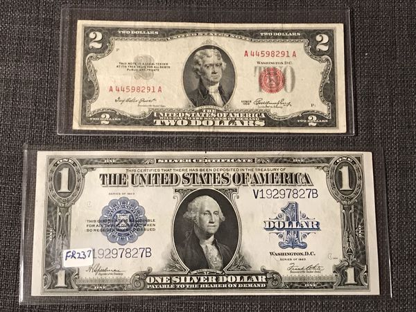 1923 LARGE NOTE SILVER CERTIFICATE. AMAZING CONDITION FOR ITS AGE ...