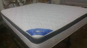 Queen Pillow Top $250 for Sale in Springfield, VA