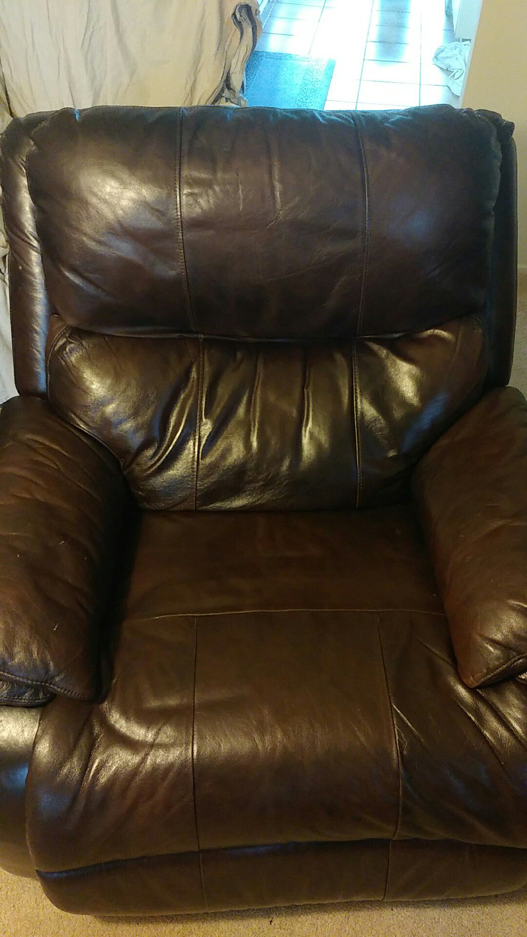 Recliner $100 pickup - paid 200 last year