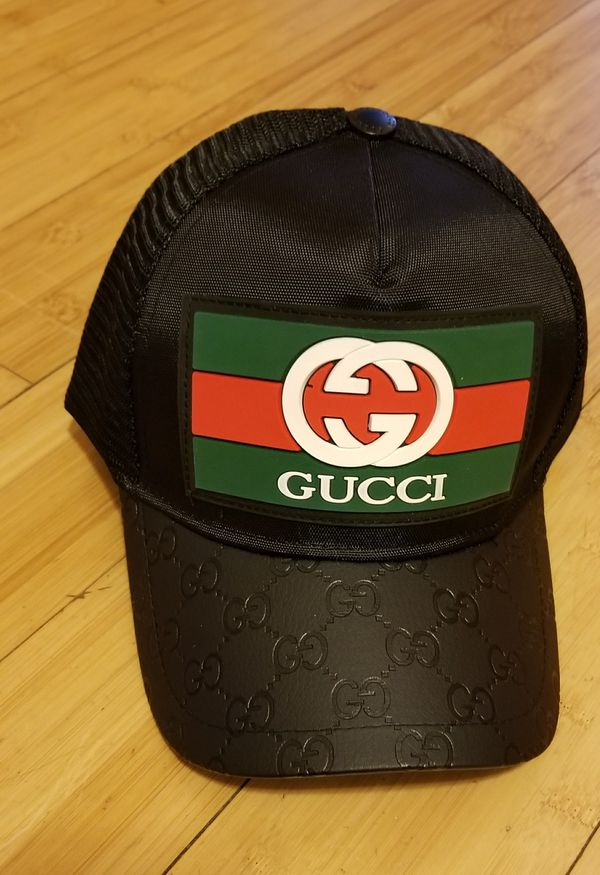 a7a815b20 Gucci hat cap trucker for Sale in Chelmsford, MA - OfferUp