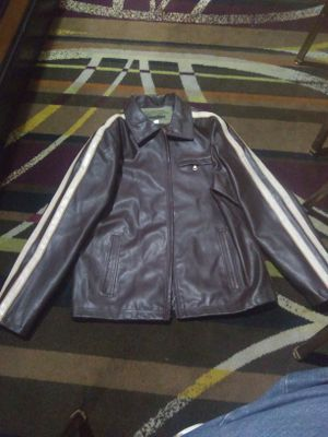 Leather motorcycle jacket 60$ for Sale in Las Vegas, NV
