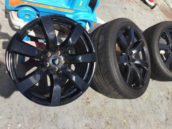 Nissan Gtr Wheels Rims Oem 20 Rays 350z Infiniti G37