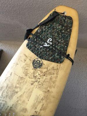 McCrsytal Surf board (handmade) for Sale in San Diego, CA