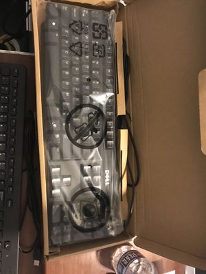 Dell computer Keyboard for Sale in Annandale, VA