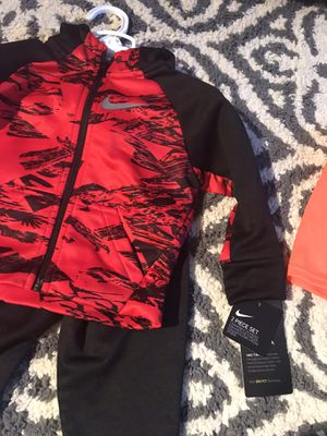 Kids Nike jump suit baby boy clothes 12 months for Sale in Lynchburg, VA