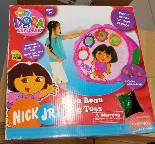 Incredible Dora Bean Bag Toss For Sale In Hollywood Fl Offerup Evergreenethics Interior Chair Design Evergreenethicsorg