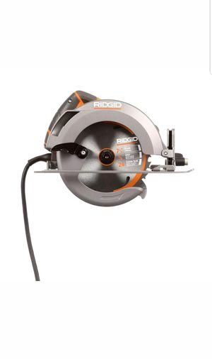 RIDGID R32051 15 Amp 7-1/4 in. Circular Saw for Sale in Kettering, MD