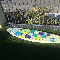 6'0 Gino Surfboard Quad Thumbnail