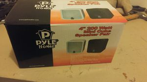 Mini cube home speakers for Sale in Houston, TX