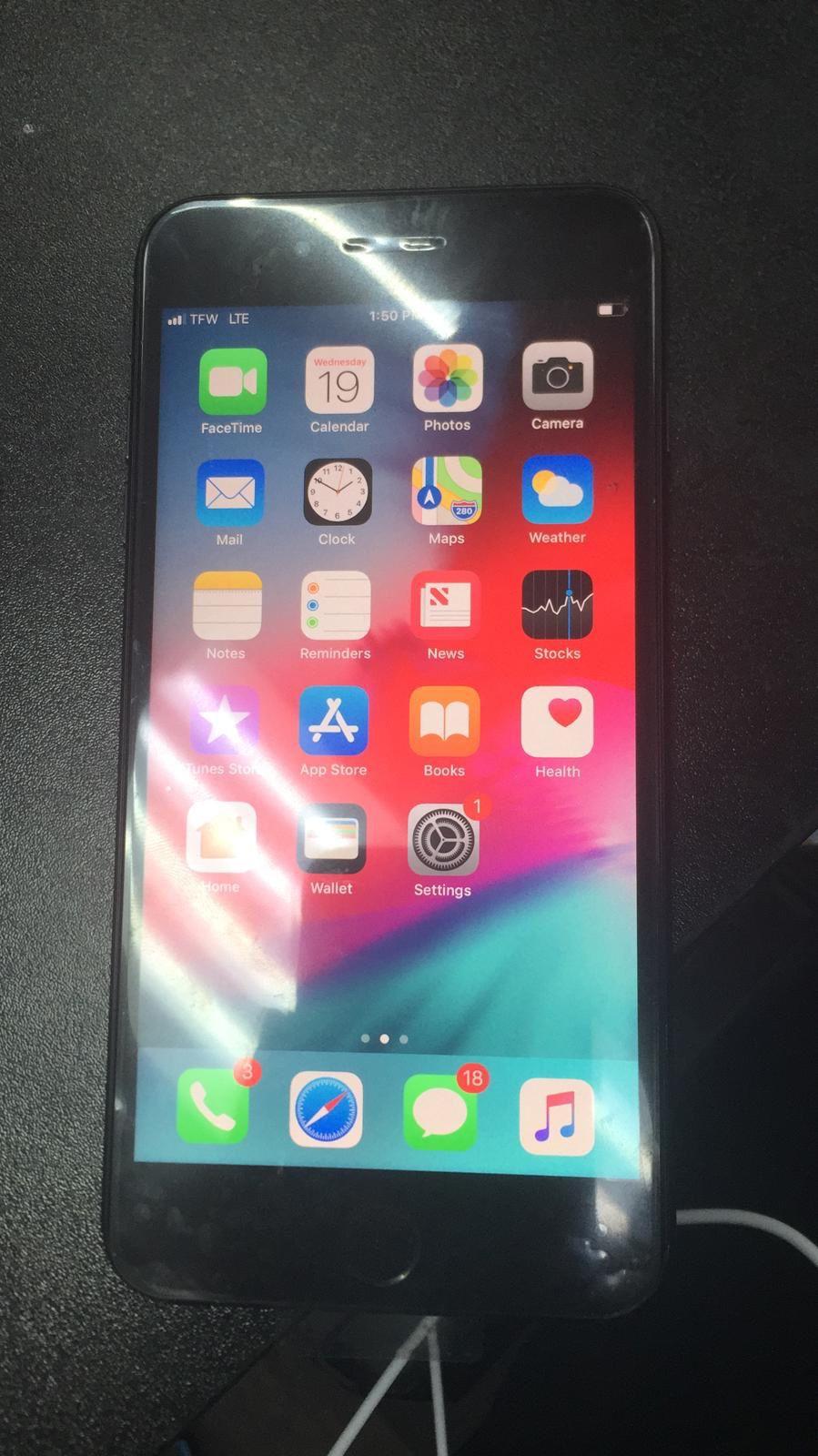 iPhone Black 7 plus