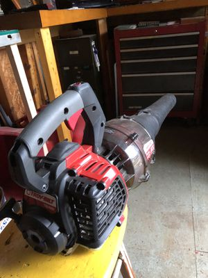 2017 Troy built leaf blower for Sale in Madison Heights, VA