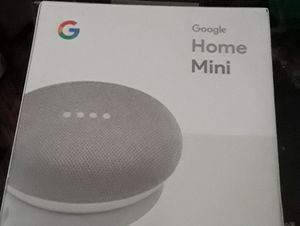 Google Home mini for Sale in Rockville, MD