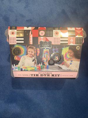 Photo Tie dye kit