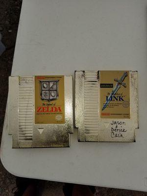 NES Zelda for Sale in Germantown, MD