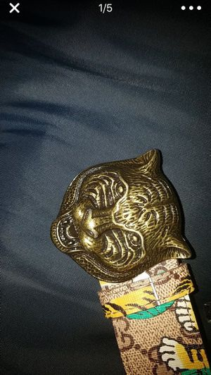 Gucci belt for Sale in Temple Hills, MD
