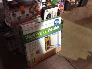 Echo heater wall panel heater for Sale in Phoenix, AZ