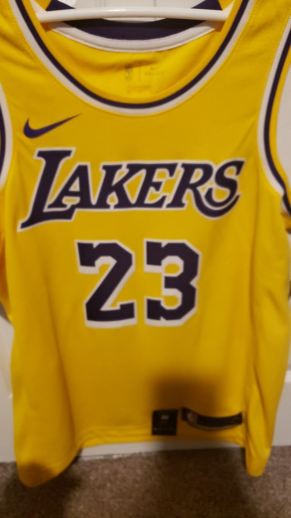 f8902173f15 New and Used Lakers jersey for Sale in Burien