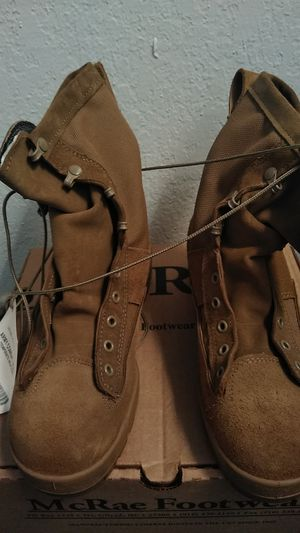 37506f0e5 New and Used Military boots for Sale in Fontana