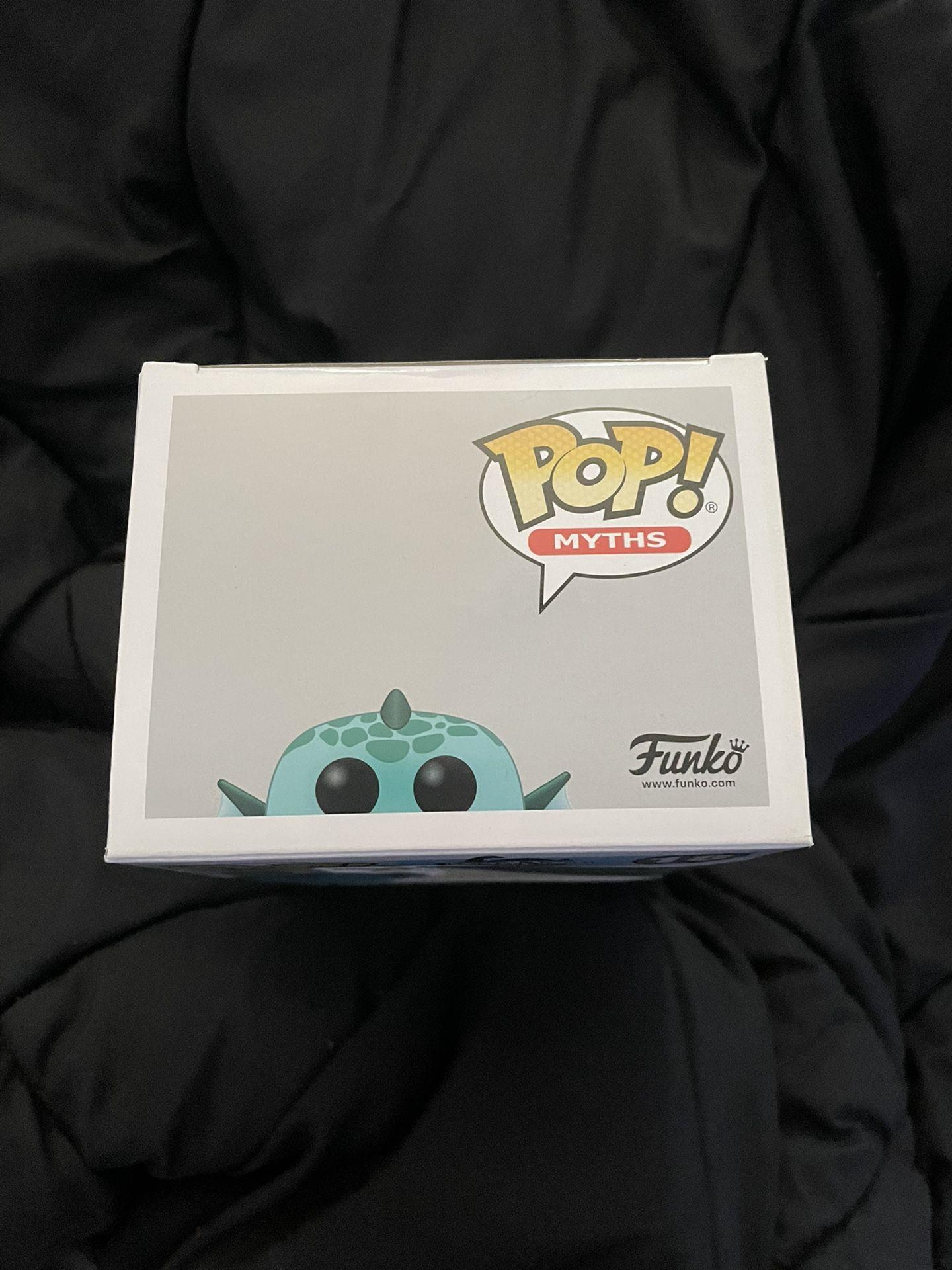 Lock Ness Monster Funko Pop Myths Line Funko Shop Exclusive