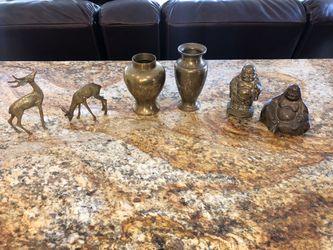 Brass decorations each Thumbnail