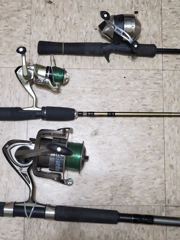 New and Used Fishing rod for Sale in Mcallen, TX - OfferUp