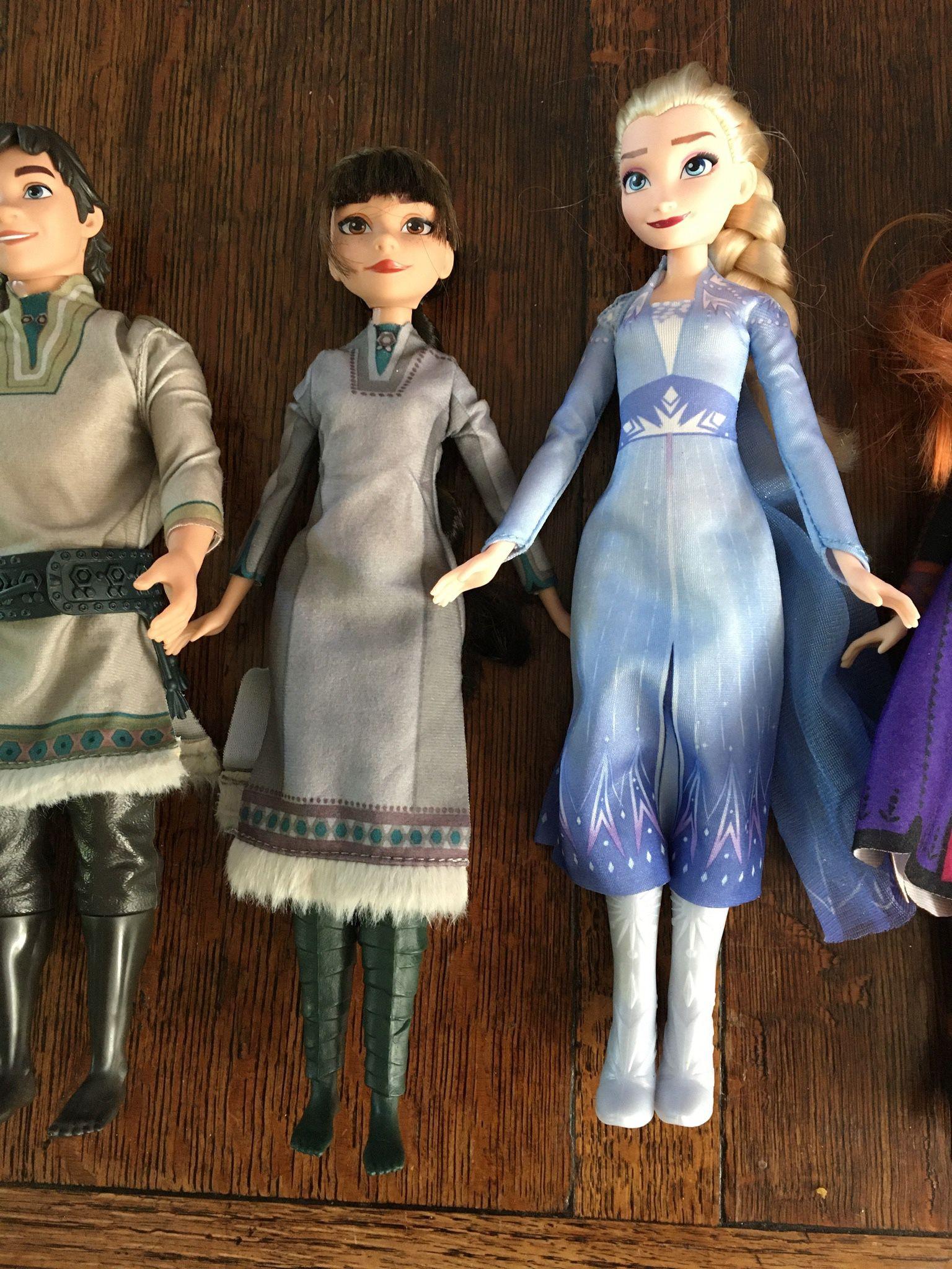 """Movie Frozen 12"""" Dolls"""
