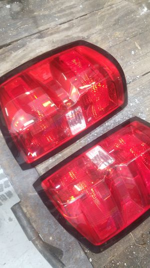 2016 chevy silverado taillights for Sale in Houston, TX
