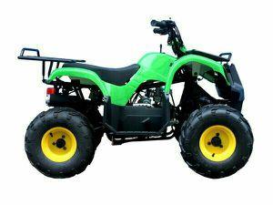125cc hunting model quad for Sale in Austin, TX