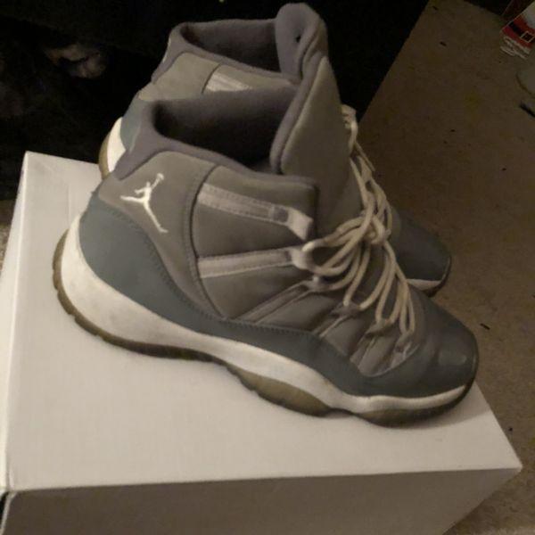 285ec20b2bf Jordan retro cool grey 11 for Sale in Garfield Heights
