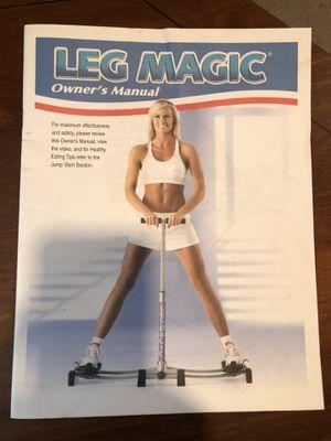 Photo Leg Magic