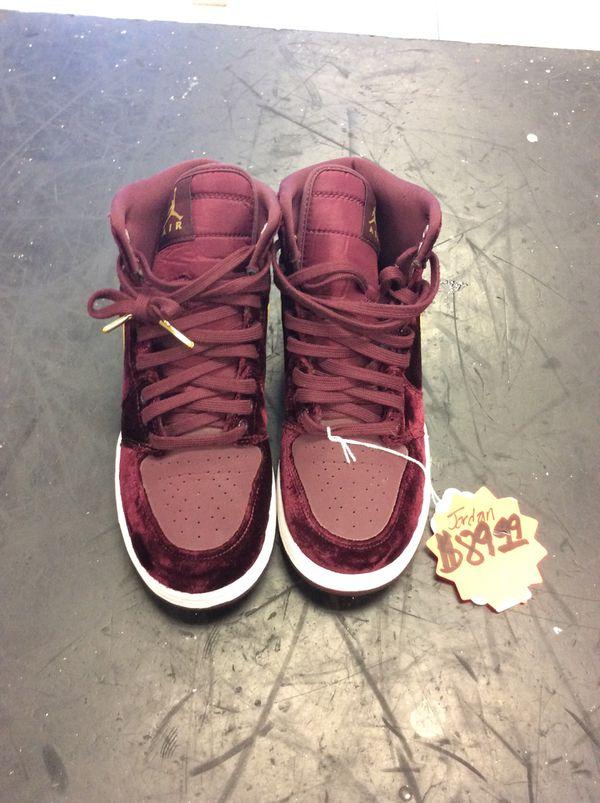 c8306fb38f6 Air Jordan 1 Heiress GG 'Velvet' for Sale in Humble, TX - OfferUp
