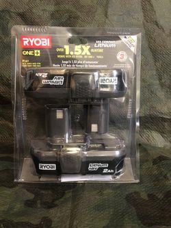 RYOBI 2AH Lithium 18v Battery Pak Thumbnail