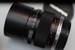 Olympus 135mm 2.8 Lens for Sale in Santa Clarita, CA
